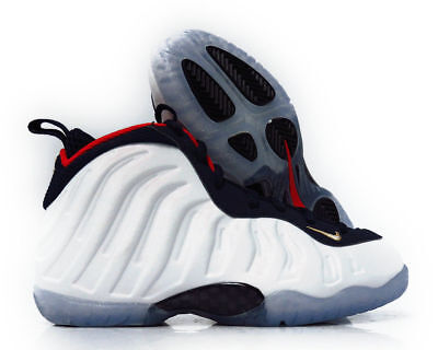 d4d12a0d3c2 Nike Little Posite One Foamposite Olympic USA Red White Blue PS 3Y 723946  403