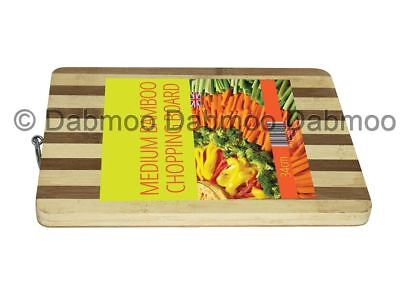 Solid Wooden Bamboo Chopping Board Thick Strong Cutting Board Kitchen Slicing
