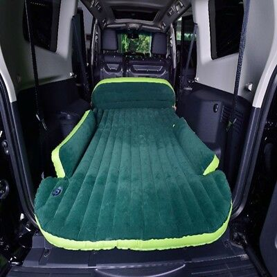 Beautrip Inflatable Car Bed Travel Back Seat Cushion Sleeping Air
