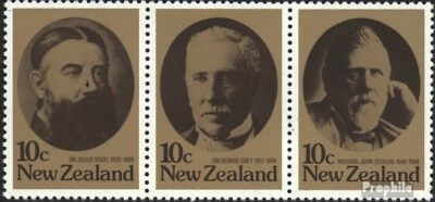 New Zealand 764-766 triple strip (complete issue) unmounted mint / never hinged