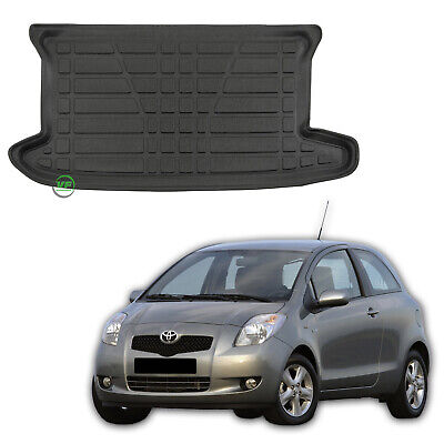 TOYOTA YARIS XP9 2006-2011  Boot tray liner car mat Heavy Duty