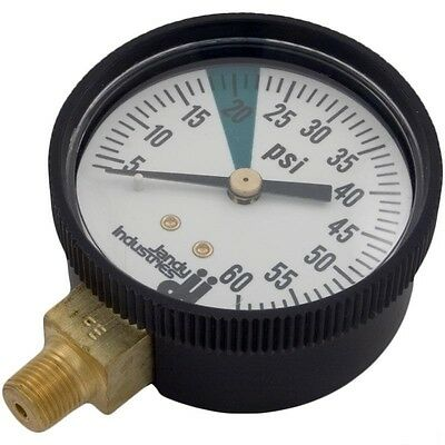 "Jandy Energy Filter Pressure Gauge 1/8"" Threads R0377700"