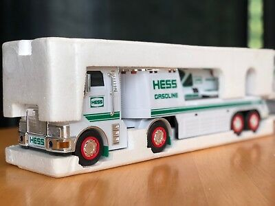 2006 Hess Toy Truck and Helicopter - New in Original Box