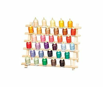 June Tailor Deluxe Cone Rack With Legs Holds 33 Cones