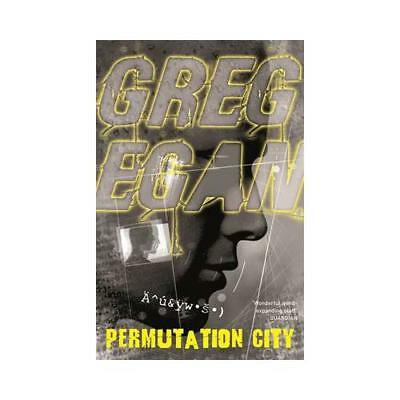 Permutation City by Greg Egan (author)