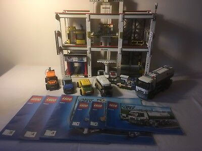 Lego City Garage 4207 4800 Picclick Uk