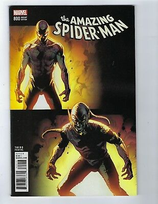Amazing Spider-man # 800 Variant 3rd Print NM