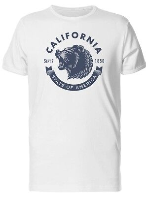 California State Of America Men's Tee -Image by Shutterstock
