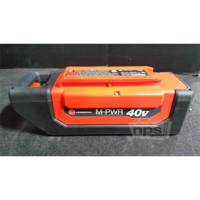 Hoover CH90040 M-PWR 40V Li-Ion Commercial Battery 324Wh for Hushtone Vacuums