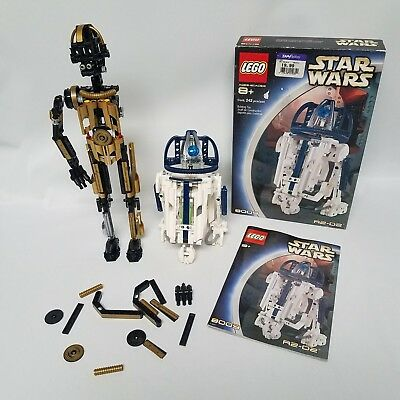 Lego R2 D2 8009 Star Wars Factory Sealed New 242pcs 7500 Picclick