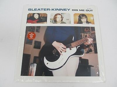 """Sleater-Kinney """"Dig Me Out"""" Sp-1105 12"""" Vinyl Nm"""