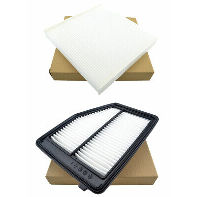 Combo Set Engine & Cabin Air Filter for 2013-2015 Acura ILX 12-15 Honda Civic