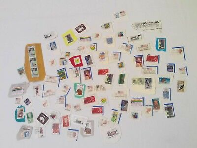 Lot Of Vintage United States Postal USPS Postage Stamps 22 Cents Collectibles