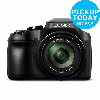 Panasonic FZ82 18MP 4K 3 Inch WiFi 60 x Zoom Bridge Camera
