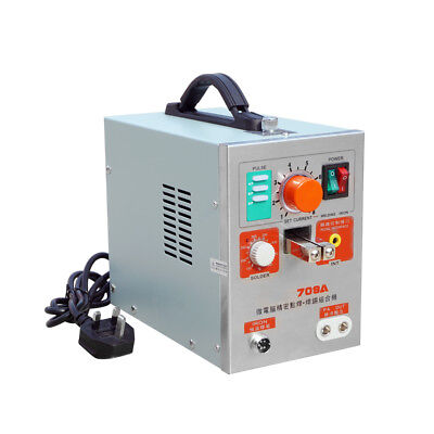 2 in 1 1.9kw Spot Welder with Soldering Iron Staion 709A Battery Welding Machine
