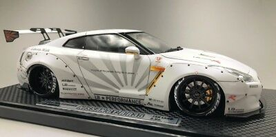 Liberty Walk  LB Works NISSAN R35 GT-R 1/24 PRO BUILT PLASTIC MODEL CAR KIT