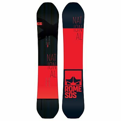 Rome National 2018 Mens Board Snowboard - All Sizes All Sizes