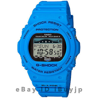 Casio G-SHOCK GWX-5700CS-2JF G-Lide Solar Atomic Mens Watch
