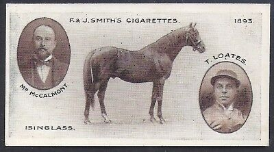 Smiths-Derby Winners-#31- Horse Racing - Isinglass