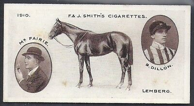 Smiths-Derby Winners-#48- Horse Racing - Lemberg