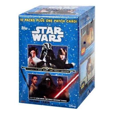 Star Wars: Journey to the Force Awakens 10-Pack Box