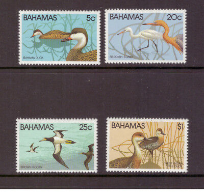 Bahamas MNH 1981 Birds,Wildlife set mint stamps