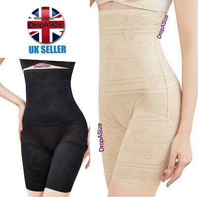6a8a899244 Ladies Slimming Plus Size Magic Mid Thigh Shapewear High Waist Pull Me In  Pants