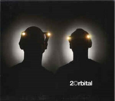 20 by Orbital (CD, Jun-2009, 2 Discs, Rhino (Label))