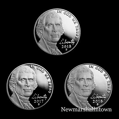 1970 S,S /& D  Jefferson nickels in BU AND PROOF condition stk8