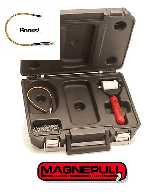"NEW MAGNEPULL XP1000-LC Magnetic Wire Fishing System Professional 1/2"" Bullet"