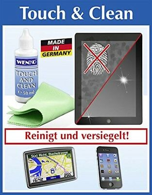 Wenko TOUCH AND CLEAN 50ml Display Smartphone Tablet Handy Monitor Reiniger Set