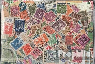 German Empire 300 different stamps  out Inflation 1919 until 1923 without Depend