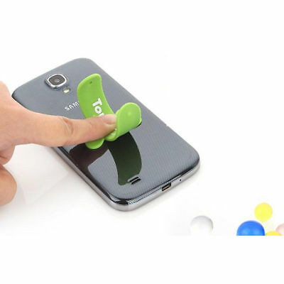 Silicone Touch U Stand Mount Holder Smart Universal Sticks For Cell Phone