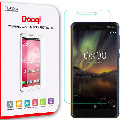 For Nokia 6.1/Nokia 6 2018 Premium Ultra Clear Tempered Glass Screen Protector