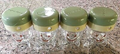 4 ~ Baby Bullet Date-Dial Baby Food Storage Cups