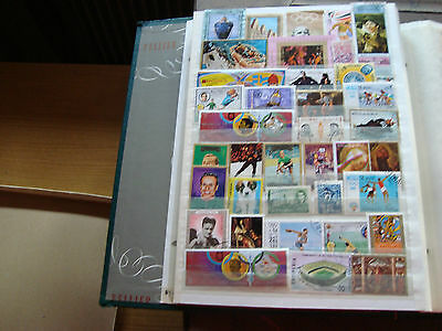 MIDDLE EAST - 37 stamps canceled (all state) stamp