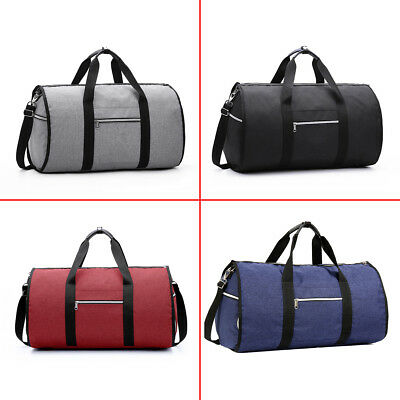 Luggage Travel Suit Dress Garment Clothes Bag Case Carrier Suitbag
