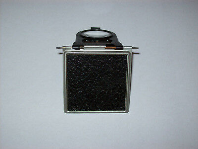 Vintage Sem Semflex Tlr Original Magnifier With Its Top Plate- Free Shipping