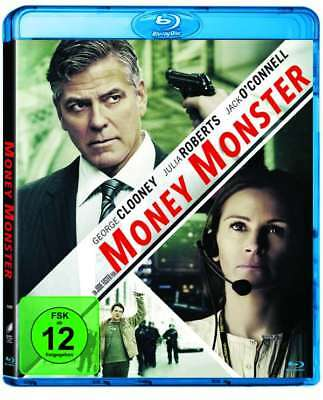 Money Monster / George Clooney (Blu Ray) <0644>