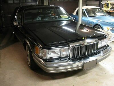 1990 Lincoln Town Car Signature 8 000 00 Picclick