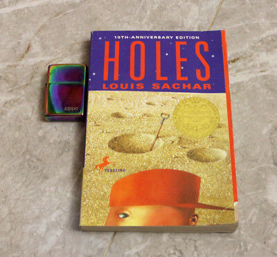 holes by louis sachar used book