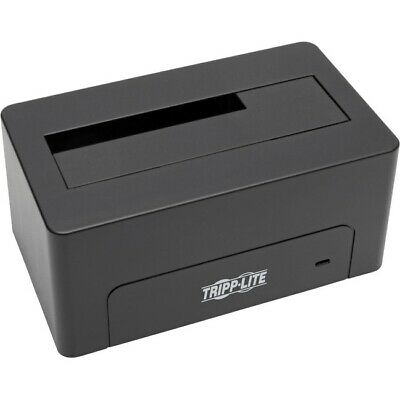 Tripp Lite USB 3.0 SuperSpeed to SATA External Hard Drive Docking Station for 2.