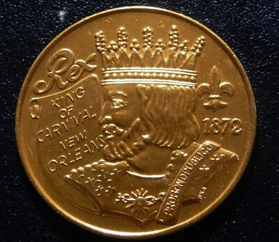 Look To The Stars King Of Carnival New Orleans Token!   Ww623Xsc2