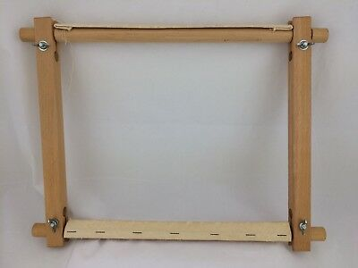 Tapestry / Embroidery Wood Frame 35.5cm x 28.5cm