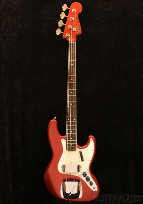 2015 Fender Custom Shop MBS 1964 Jazz Bass Closet Classic Electric Bass B1389