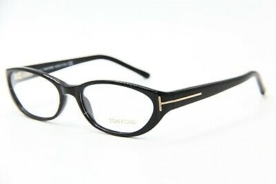 c16cb12872bb Brand New Tom Ford Tf 5123 001 Black Eyeglasses Authentic Rx Frame Tf5123  54-16