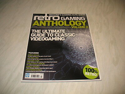 Retro Gamer Anthology magazine Volume 2
