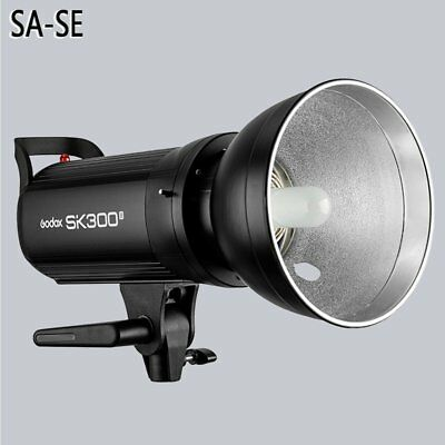 Godox SK300II 300W Photography 2.4G X System Studio Flash Strobe Lamp Light Head