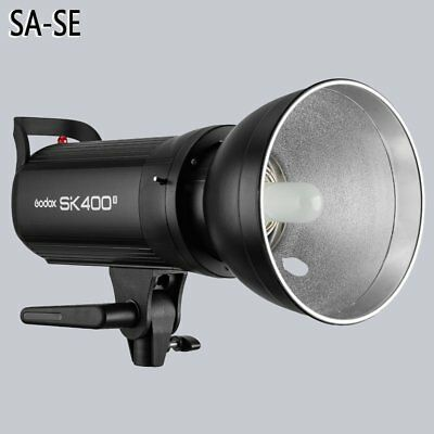 Godox SK400II 400W Photography 2.4G X System Studio Flash Strobe Lamp Light Head