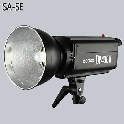 Godox DP400II 400W 2.4G HSS 1/8000s Studio Strobe Flash Light Lamp Head
